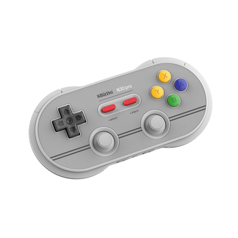 8BitDo N30 Pro 2 Bluetooth Gamepad Wireless Controller With Joystick for Switch Computer Mobile Phone in Gamepads from Consumer Electronics