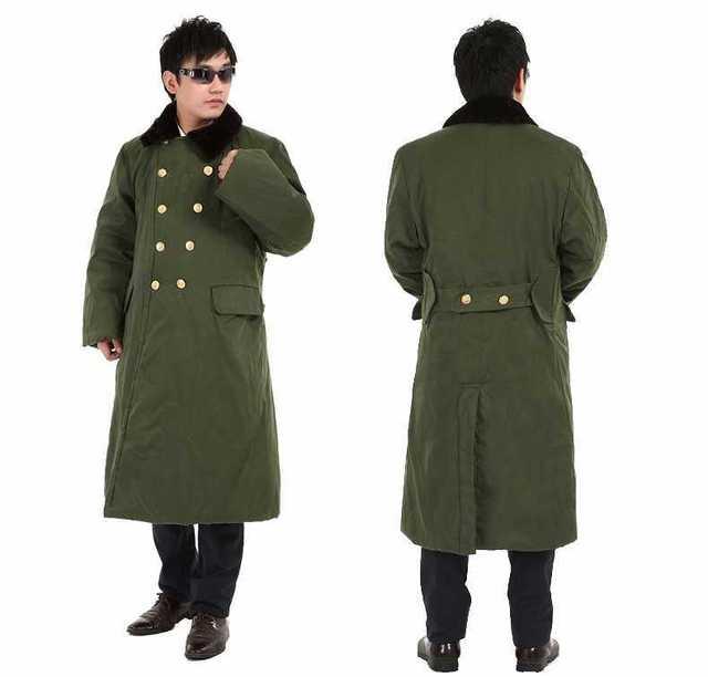 Aliexpress.com : Buy Men Winter X Long Military Coat 2015 New Mens ...