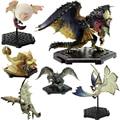 95-100 (Jimusuhutu) Nergigante Monster Hunter Figures Japan PSP Games Capcom Wind Fly Dragon PVC Model Toy Newest Style