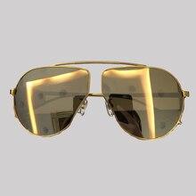 ФОТО pilot sunglasses women brand designer 2018 new fashion eyewear oculos de sol feminino vintage fashion female sun glasses