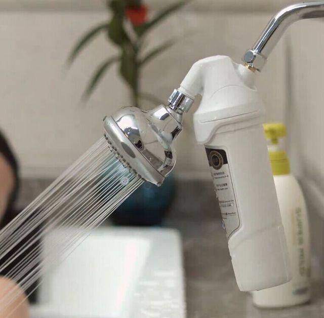 Фото горячая продажа miniwell l720 душевой фильтр для воды с карбоновым