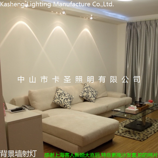 Wall Lights Led Spotlight Ceiling Light Downlight Living Room Lamps Crystal Lighting 835