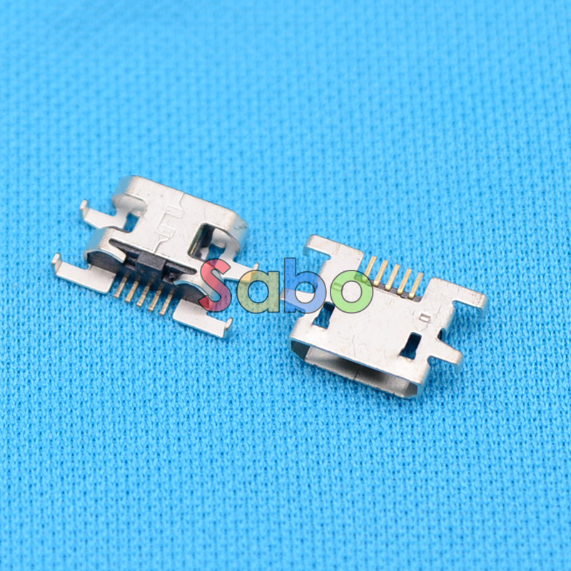 10pcs Micro USB Jack Connector Female 5 pin Charging Socket For Sony Xperia M C1904 C1905 C2004 C2005 100pcs 10pcs each for 10 kind micro usb 5pin jack tail socket micro usb connector port sockect for samsung lenovo huawei zte htc