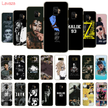 Lavaza Zayn Malik Hard Phone Cover for Samsung Galaxy S8 S9 S10 Plus A50 A70 A6 A8 A9 2018 Case