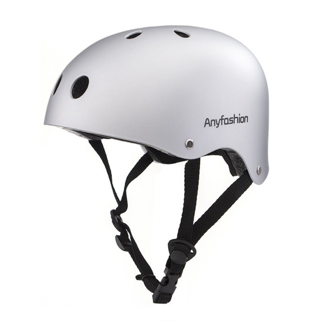 Anyfashion Kids & Adult Women Men Skate Extreme Safety Helmet Skateboard Roller Skating Multipurpose Universal Cycling Helmet