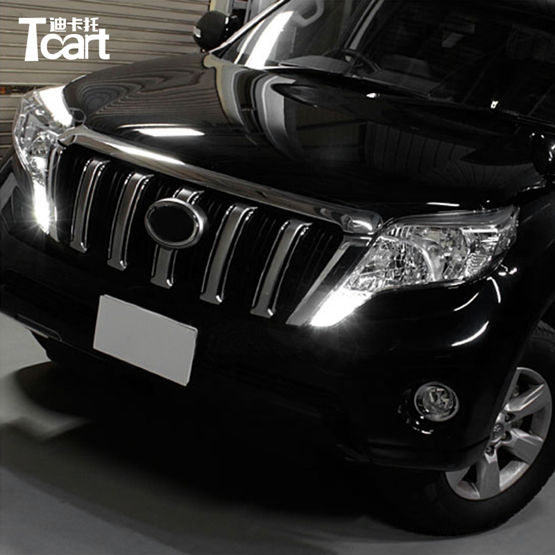 Tcart Auto Led Clearance Lights Car T10 Wedge Width Lamps For for <font><b>Toyota</b></font> land cruiser <font><b>prado</b></font> 150 2014 2015 <font><b>2016</b></font> 2017 <font><b>accessories</b></font> image