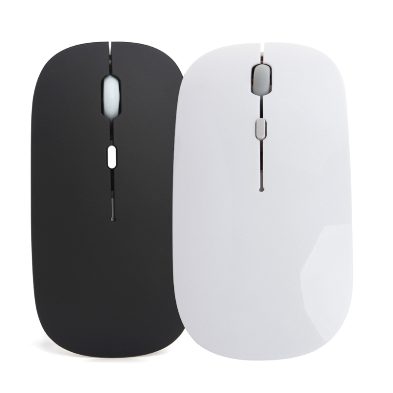 2.4G Wireless Mouse For Laptop PC USB Rechargeable Silent Mute Optical Mouse Wireless