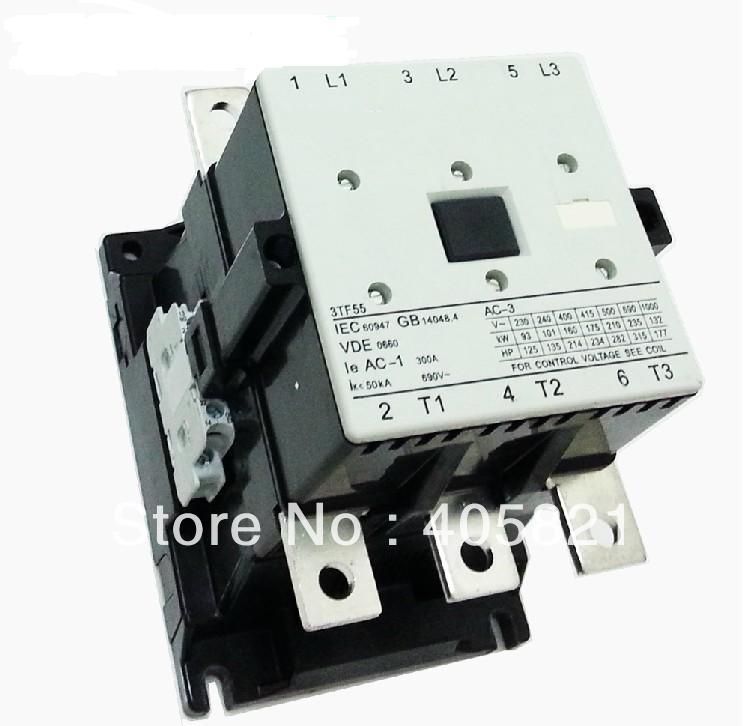 CJX1-300(5522) AC contactor /magnetic contactor 2NO+2NC 300A