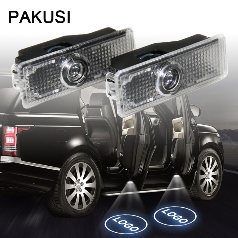 2012 Land Rover Discovery 4 For Sale: PAKUSI Car Door Welcome Light For Land Rover Range Rover