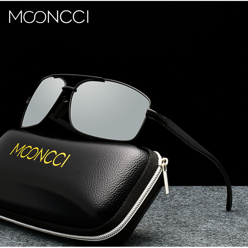 9225e0fef5d Detail Feedback Questions about MOONCCI Photochromic Sunglasses Men ...