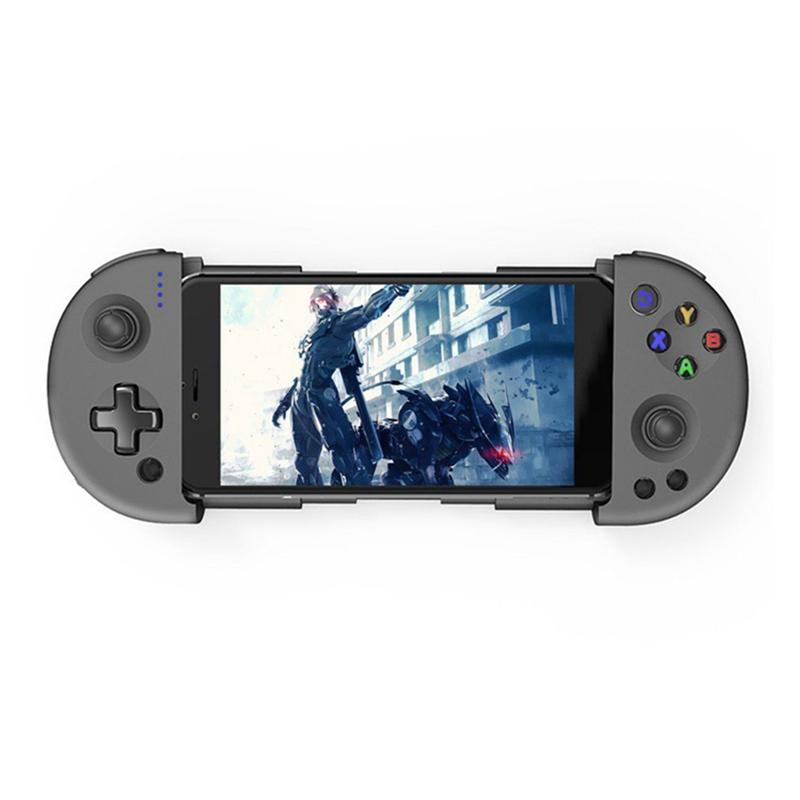 Wireless Bluetooth 4.0 Gamepad Game Controller Joystick For Android & IOS iphone Buttons Control Joystick Adjustable Fast Stable