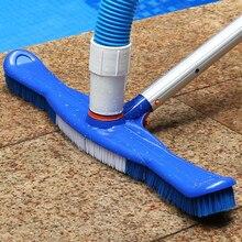 Всасывающая вакуумная головка для бассейна, щетка для очистки над землёй, инструмент для чистки бассейна, всасывающая головка
