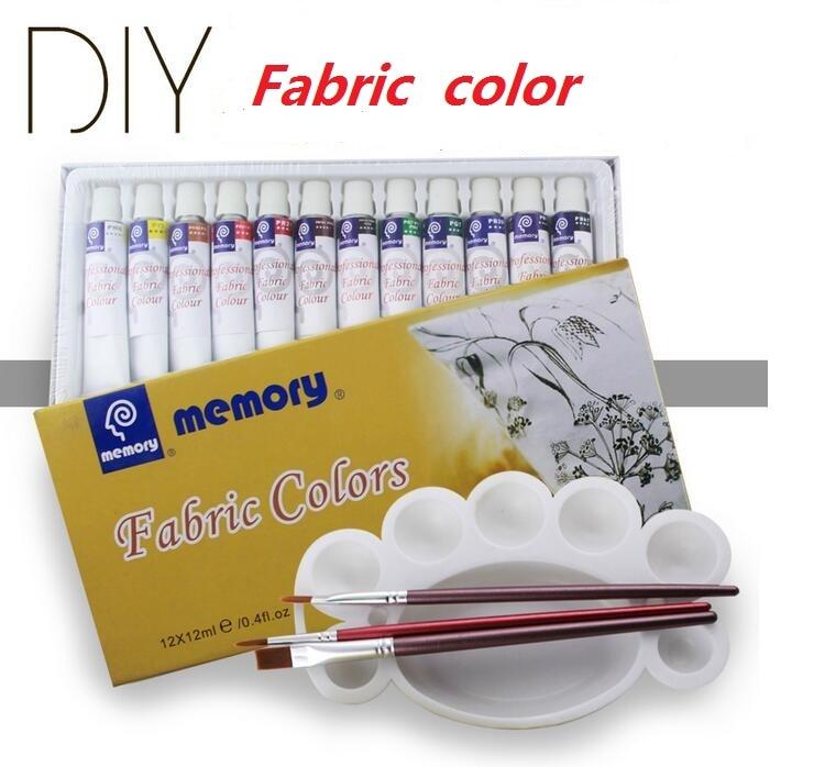 Textile Diy Fabric Paint Ceramic Paint Glass Paint