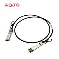 SFP-H10GB-CU1M 10 GB Istifleme Kablosu Orijinal Çalışma Test 1 M Pasif 10G Bakır SFP Kablo Doğrudan Takın DAC AWG30 yeni