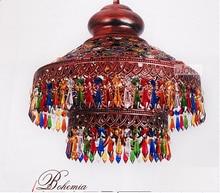 Free Shipping Bohemian pendant lights vintage industrial lighting modern hanging lamp lighting vintage pendant light luminaire