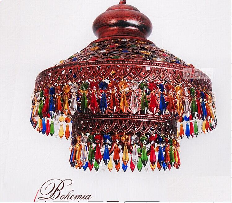 free shipping bohemian pendant lights vintage industrial lighting modern hanging lamp lighting vintage pendant light luminaire bohemian lighting