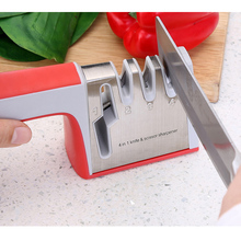 NHM Diamond kitchen Tools Knife stainless steel sharpening knife sharpener scissors stoning tools