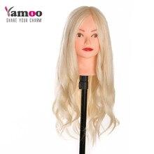 Cosmetology cabeza maniqui mannequin