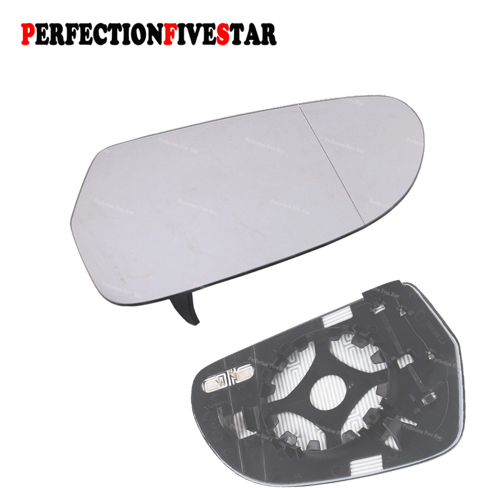Right side mirror glass to suit HOLDEN COLORADO 2008-2012 Convex GLASS ONLY