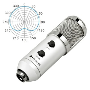 Image 3 - Fifine USB Microphone, Plug & Play Condenser Microphone For PC/Computer Podcasting one line meeting self studioRecording (K056)