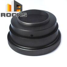 Adaptador de lente trabalho para Pentacon Kiev 6 60 para Jupiter monte lens para M42 parafuso adaptador de montagem da câmera