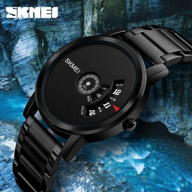 Eye Style Quartz Watch For Men 4
