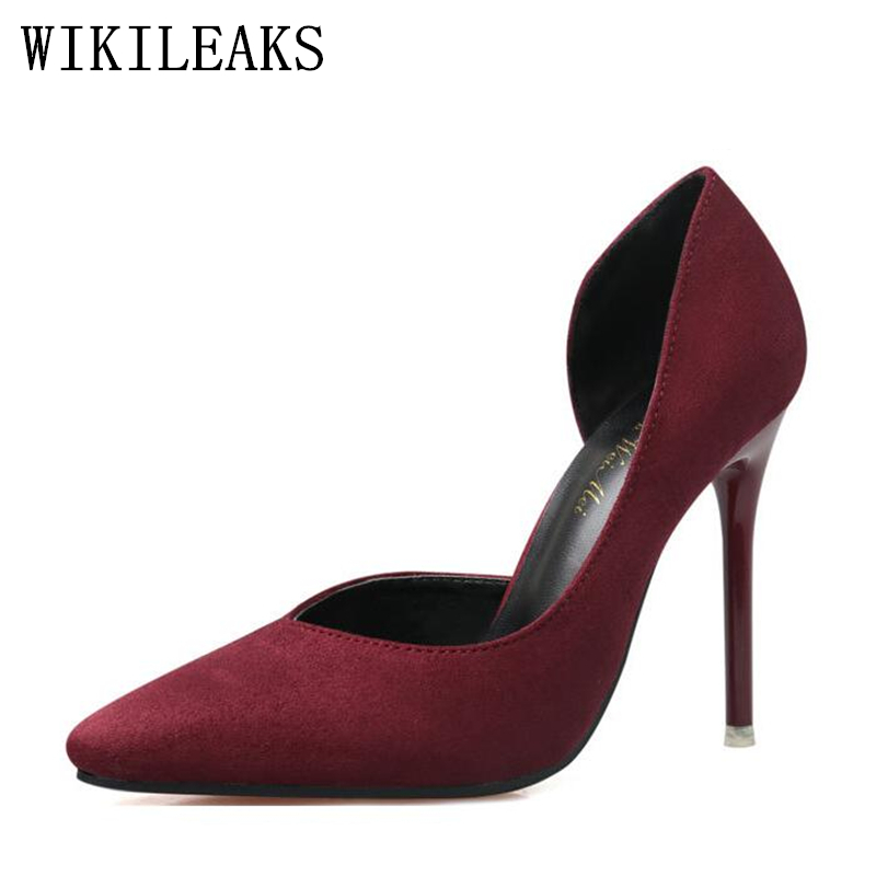 women elegant shoes extreme high heels zapatos mujer salto alto flock pointed toe valentine shoes designer luxury brand pumps choudory mens designer shoes luxury brand elegant men formal shoes studded glitter loafers iron toe zapatos hombre pluse size46