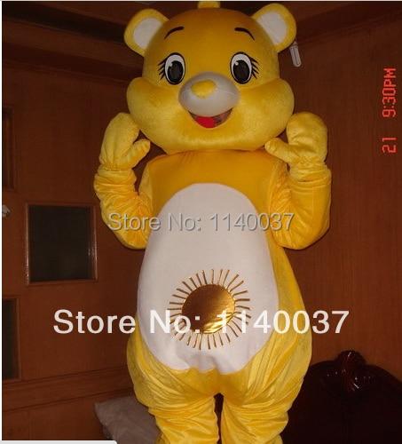 NO.1 MASCOT care bear Mascot costume custom fancy dress cosplay kits Cartoon Character carnival costume fancy Costume