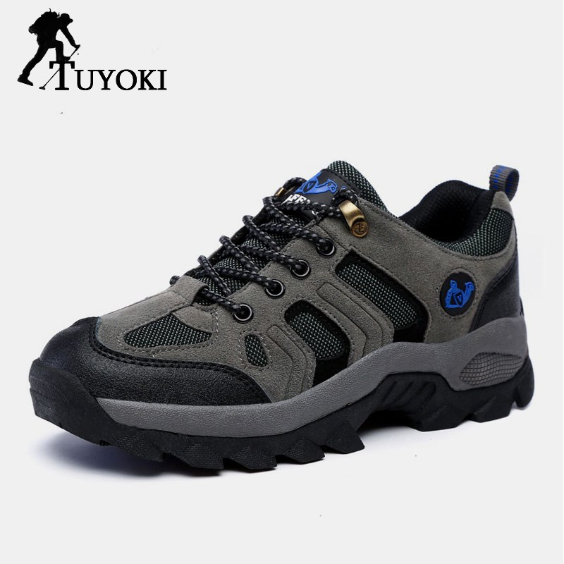 Tuyoki femmes/hommes taille 36-47 mode quotidien Trekking randonnée chaussures hommes bandoulière baskets unisexe Camping escalade chaussures mode