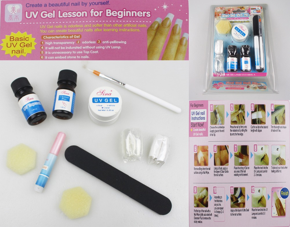 kit ongle occasion