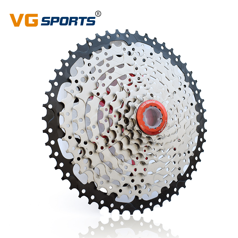 VG sports 11 50t 9 speed MTB cassette bicycle freewheel sprocket cdg 9S mountain bike freewheel