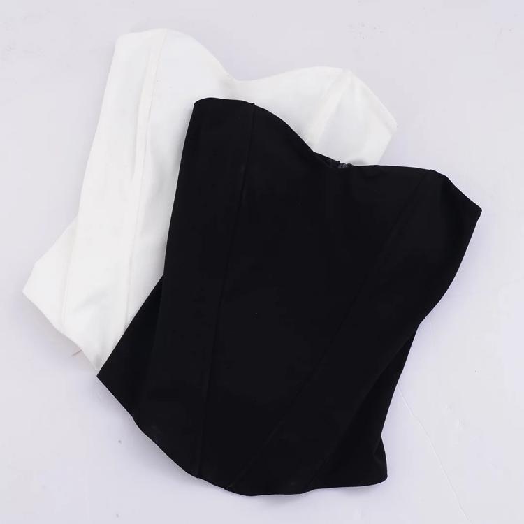 HTB1GAbrPpXXXXX4XVXXq6xXFXXXR - FREE SHIPPING Women Tube Top Slim fit Strapless  JKP272