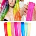 Sale barato! 8 colores para elegir color rayas de Europa y América del punk Harajuku COS peluca pieza peluca de pelo pieza peluca