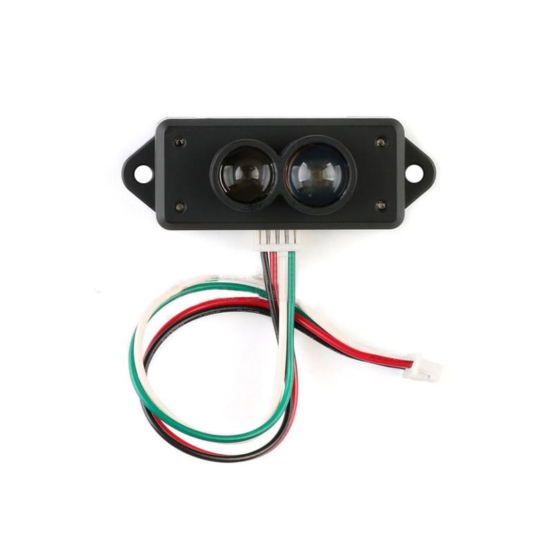 Module de capteur de télémètre Lidar unidirectionnel de haute précision 0.3-12 m Port série pour Drone Arduino Pixhawk