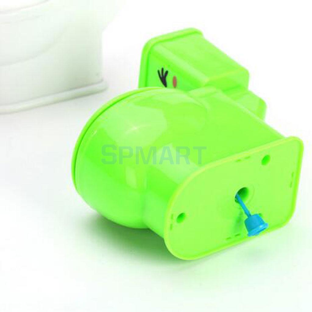 Случайный 1 шт. хитрый брызг воды Closestool игрушка белый шутки дети Туалет Игрушечные лошадки