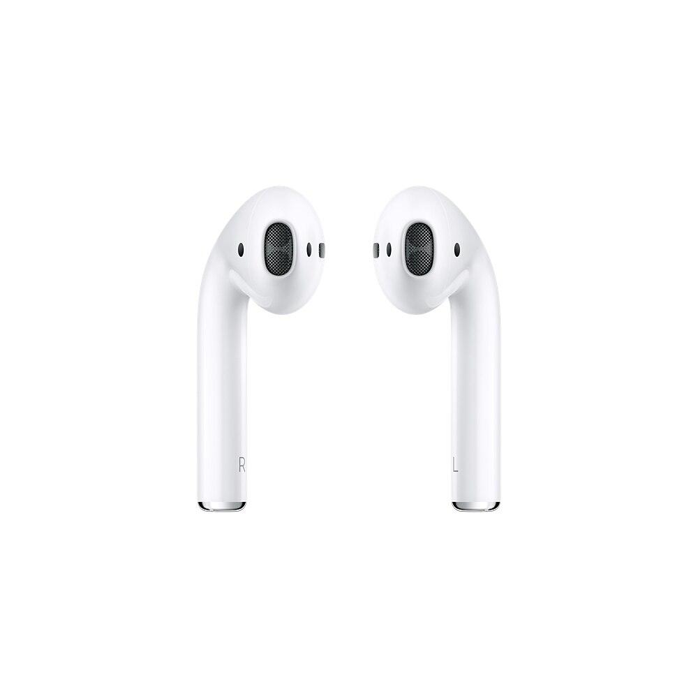 Véritable Apple AirPods Sans Fil Écouteurs D'origine Bluetooth Casque pour iPhone Xs Max XR 7 8 Plus iPad MacBook Apple Montre - 3