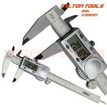 Terma точность IP54 Водонепроницаемость 0,005 мм 150 мм 200 мм 300 мм электронный цифровой штангенциркуль микрон толщина микрометра Калибр