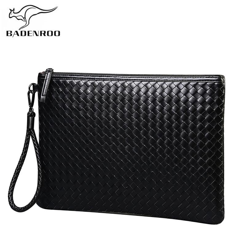 Jinsun Work Shoulder Bags Transparent PVC Shoulder Bag Portable Shopping Bag Tote Bag with Ribbon Black