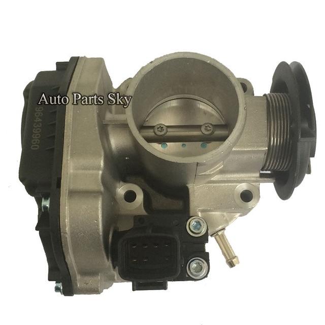 NEW Throttle BODY 96439960 for 2005-2010 Matiz Spark M200 1.0