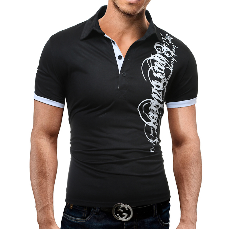 T Shirt Men 2015 Men S Fashion Color Printing Shirt Short Sleeve T Shirt Men Leisure