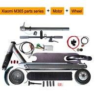 Peças de reposição de reparação de scooter elétrico peças de montagem para xiaomi mijia m365 original diy|Peças e acessórios p/ scooter| |  -