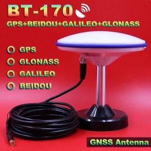 Image 2 - BEITIAN חדש 3 V 18 V מודול מקלט CORS RTK GNSS סקר אנטנה גבוהה דיוק גבוהה רווח גלילאו GPS GLONASS BEIDOU, BT 170 D SMA
