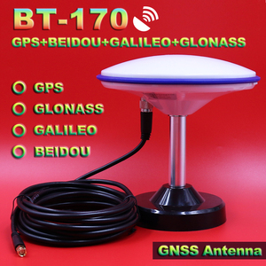 Image 2 - BEITIAN NEW 3V 18V module receiver CORS RTK GNSS Survey Antenna High precision high gain GALILEO GPS GLONASS BEIDOU,BT 170 D SMA