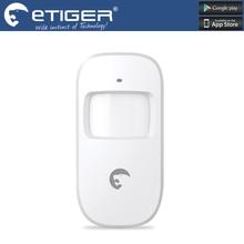 Chuangkesafe Etiger Wireless Motion Detector eTIGER ES-D1A PIR motion detector