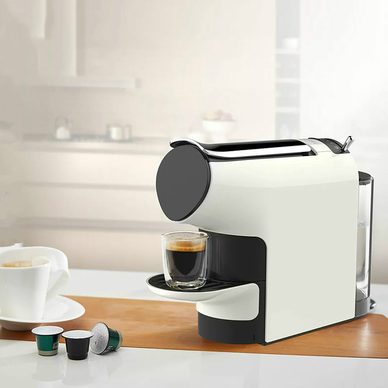 Mini Portable Manual Capsule Coffee Machine Italian Concentrate Outdoor Multifunction Hand Pressure Capsule Coffee Machine 30jz6 espresso manual coffee makers mini portable coffee machine capsule coffee