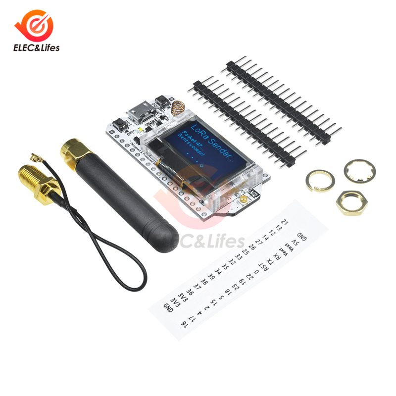 All kinds of cheap motor esp32 board oled in All B
