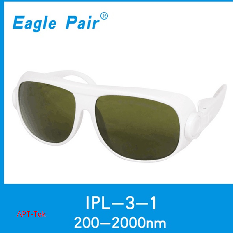 200-2000nm wavelength IPL e-light safety goggles hot sale hot sale professional ipl handpiece