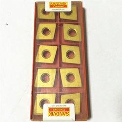 10 sztuk CNMA190612 KR3015 CNMA643 KR3015 wkładki z węglików spiekanych| |   -