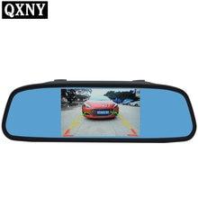 5 дюймовый tft ЖК экран Автомобильный монитор зеркало заднего