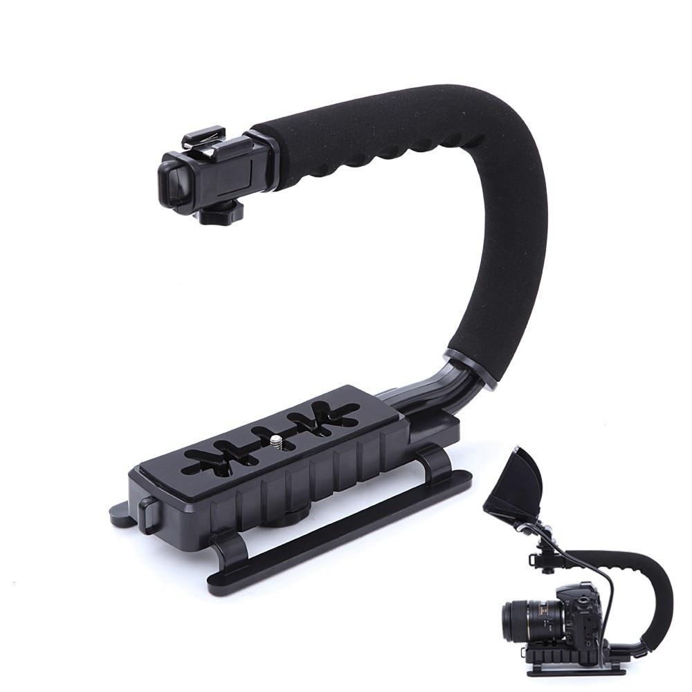 Sevenoak SK-W02 New Camera /& Cell Phone Screw Pro Cam Video Stabilizer for Nikon Canon Sony DSLR Camera Camcorders